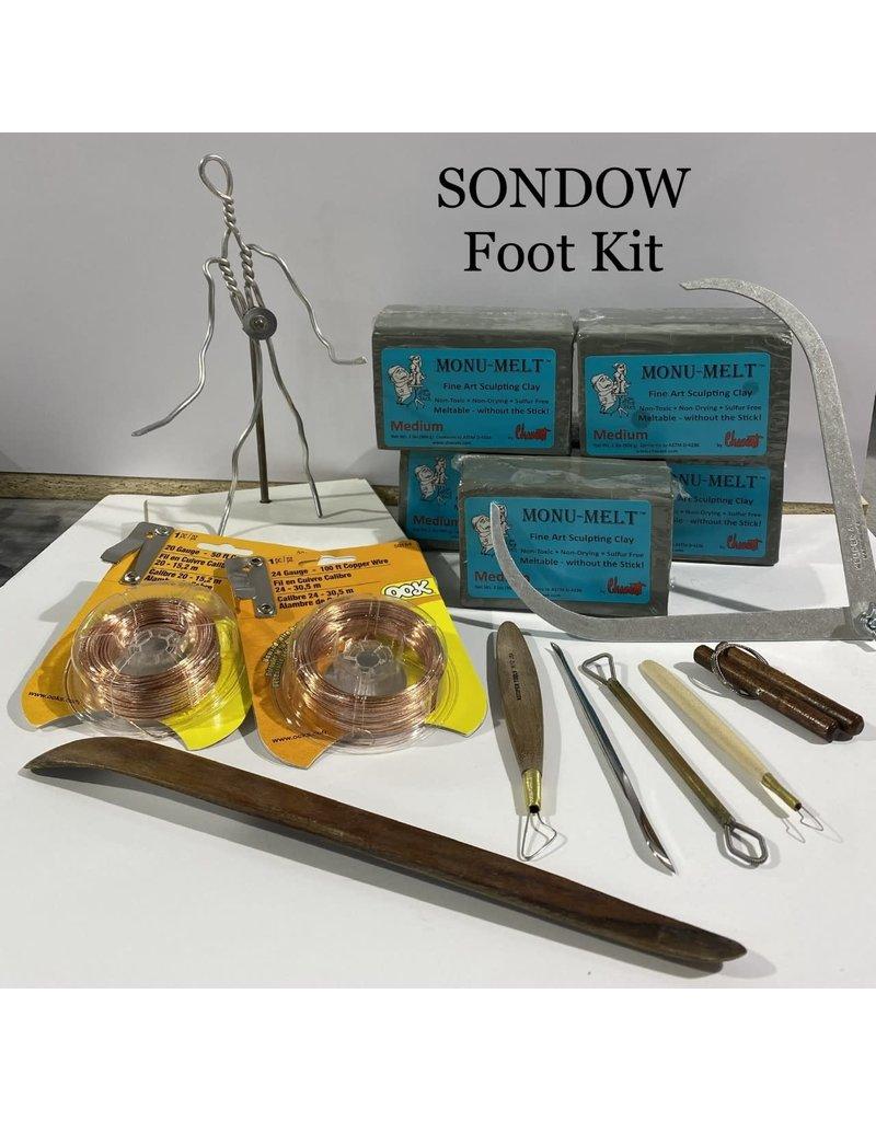 Just Sculpt SONDOW Foot Kit