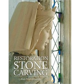 Just Sculpt Restoration Stone Carving Hardcover Book