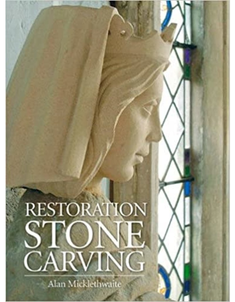 Just Sculpt Restoration Stone Carving Hardcover Book