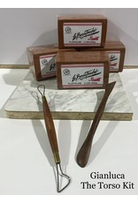 Just Sculpt Gianluca - Intro. to Sculpture: The Torso Kit