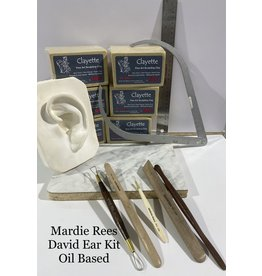 Just Sculpt Mardie Rees David Ear Sculpting Kit - Oil Based
