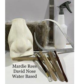 Just Sculpt Mardie Rees David Nose Sculpting Kit - Water Based