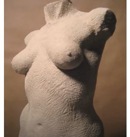 201116 Online Class: Sculpting the Female Torso in Clay with Peter Rubino