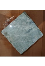 "Just Sculpt 58lb Green Nephrite Jade 6""x6""x12""  J003"