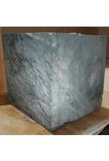"Just Sculpt Green Nephrite Jade 12""x12""x12"" 213lb Block J021"