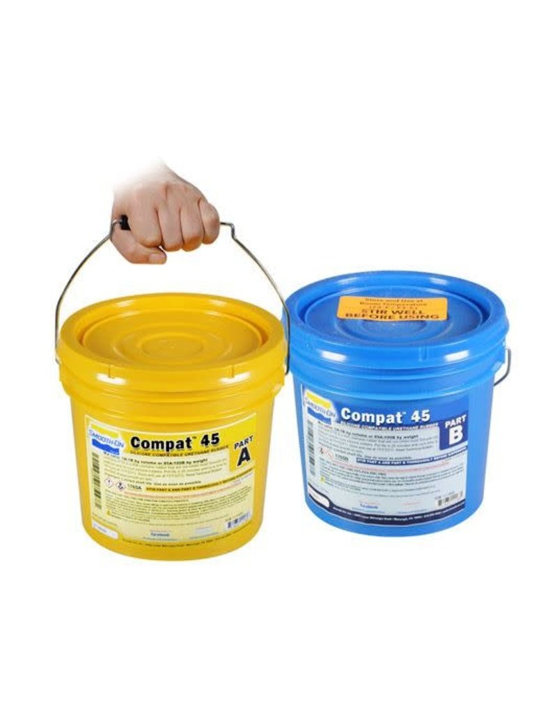 Smooth-On Compat 45 2 Gallon Kit