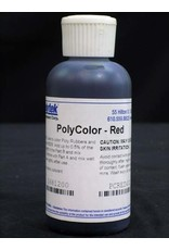 Polytek PolyColor Red 4oz.