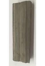 Wood Ebony Chunk 6.5x2x1 #011009