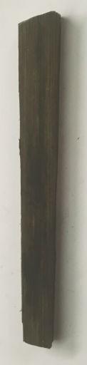 Wood Ebony Chunk 5.5x.5x.25 #011040