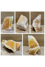 Stone 17lb Honeycomb Calcite 9x6x5 #371039