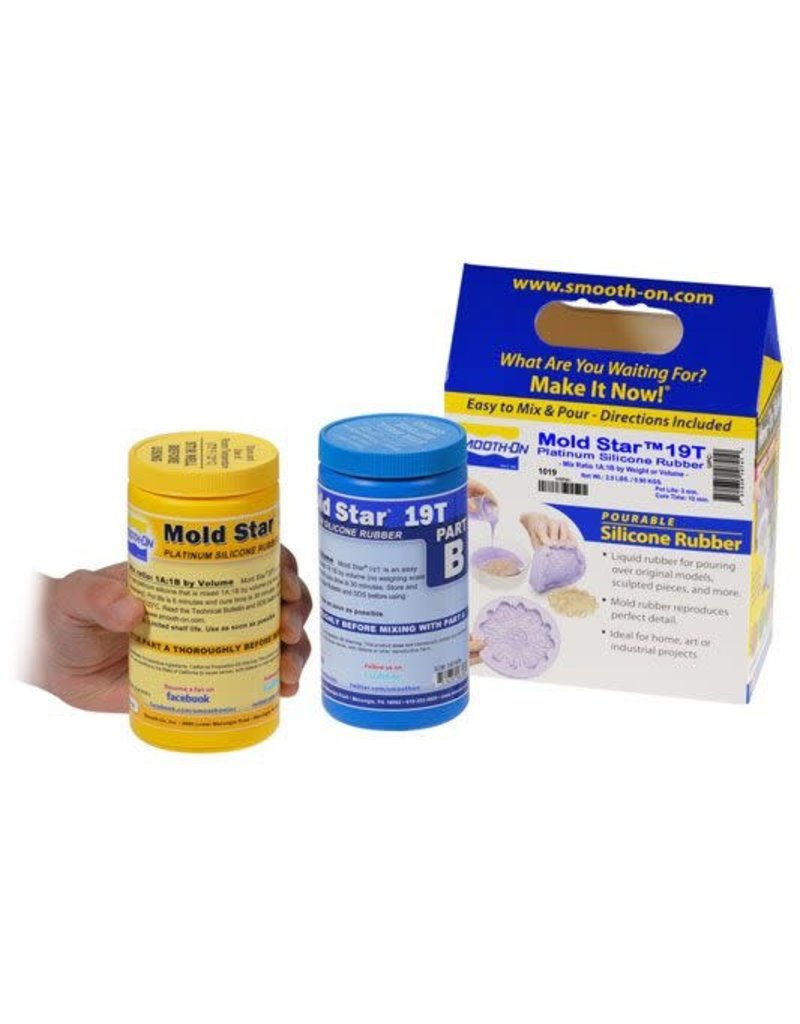 Smooth-On Mold Star 19T Trial Kit