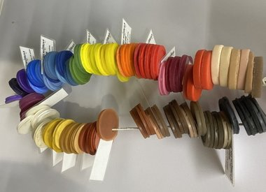 Silicone Pigments Colors