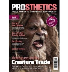 Gorton Studios Prosthetics Magazine #6