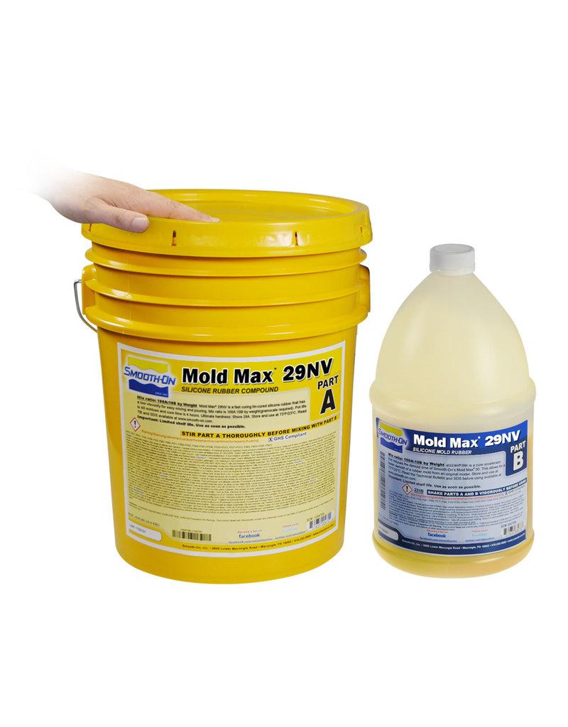 Smooth-On Mold Max 29NV 5 Gallon kit