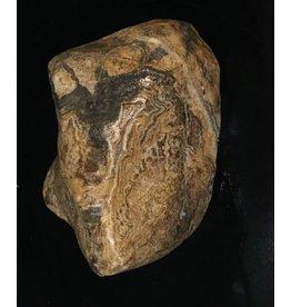 14lb Egyptian Onyx Stone 8x5x4 #521030