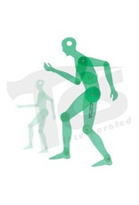 "Movable Human Figure Template  13"""
