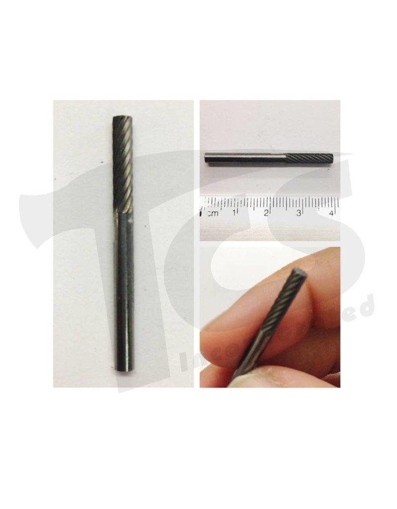 Just Sculpt Cylinder Single Cut Carbide Burr SA-43