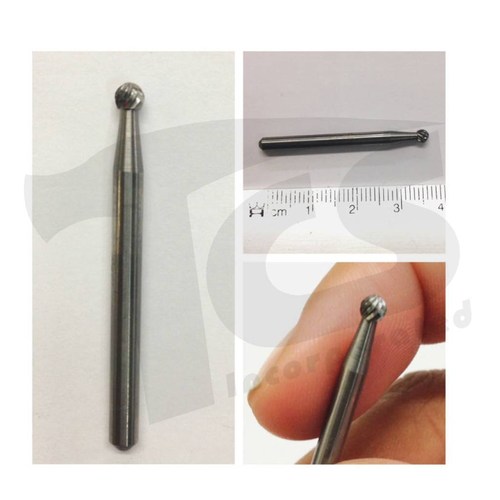 Sphere Single Cut Carbide Burr SD-42
