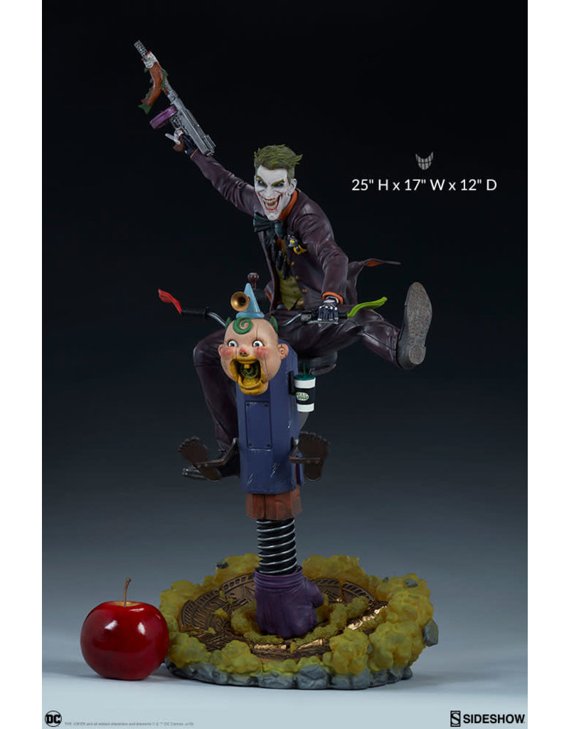 Sideshow Collectibles The Joker Premium Format™ Figure