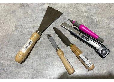 Knives and Sharps