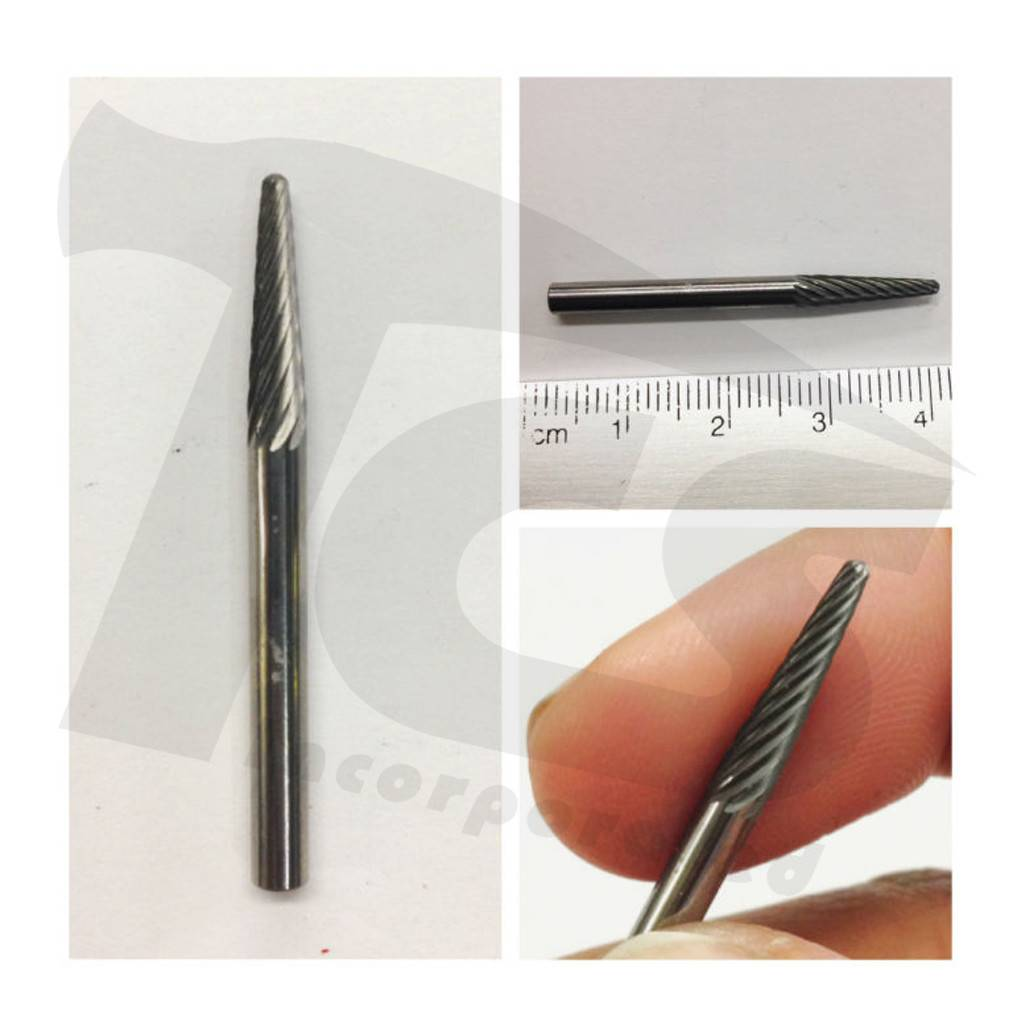14D Taper Single Cut Carbide Burr SL-42