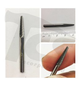 14D Taper Single Cut Carbide Burr SL-42