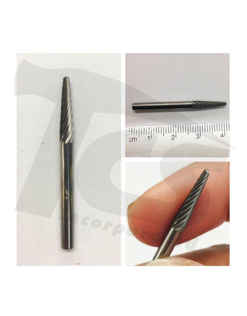 Just Sculpt 14D Taper Single Cut Carbide Burr SL-42