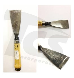 Sculpture House #3 Straight Wood Gouge 2-1/2'' (64mm)