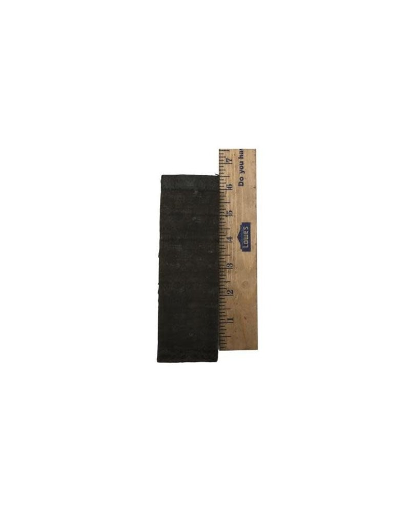 Wood Gaboon Ebony Block 2x2x6