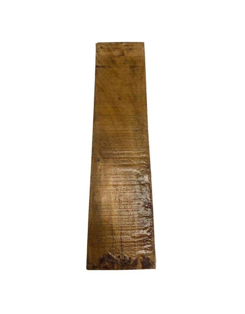 """Wood Italian Olive Wood Block 3x3x6"""""""
