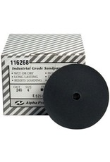 Alpha Silicon Carbide Sanding Disks