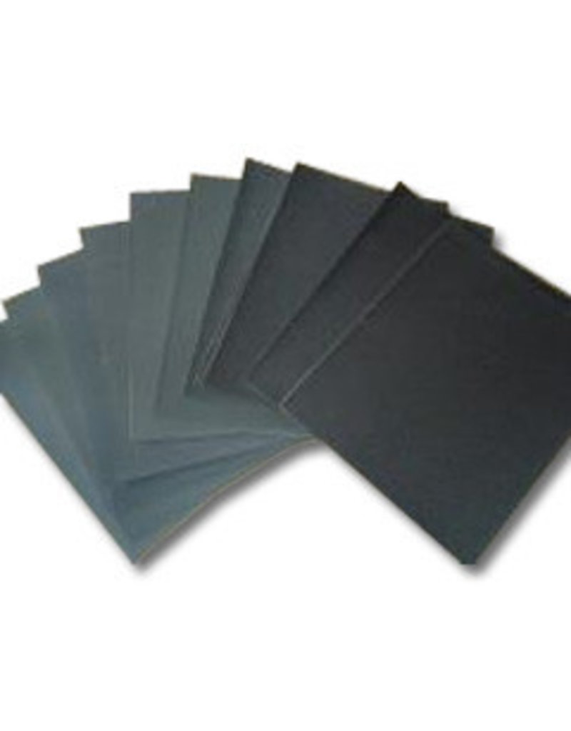 3M Silicon Carbide Sandpaper