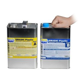 Smooth-On SMASH Plastic 2 Gallon Kit