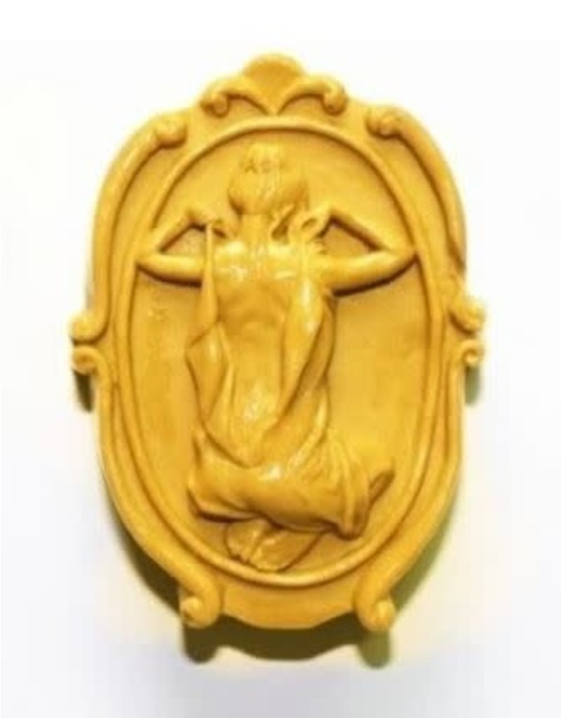 Just Sculpt Girl Back Silicone Mold