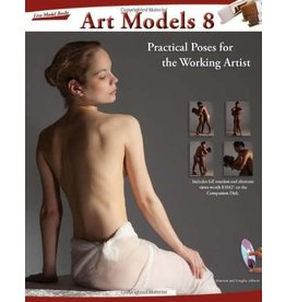 Just Sculpt Art Models 8: Practical Poses for the Working Artist (Art Models series)