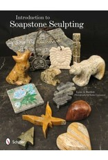 Schiffer Publishing Introduction to Soapstone Sculpting Book