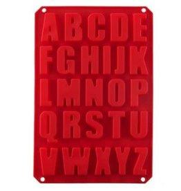 "Just Sculpt Alphebet Letter 2"" Silicone Mold"