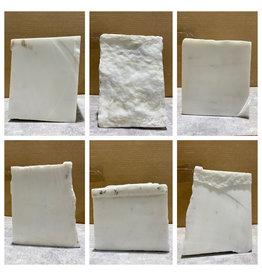 Stone 30lb Statuario Puro Bianco Marble 5x6x7 #361034