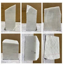 Stone 16lb Statuario Puro Bianco Marble 3x6x8 #361033