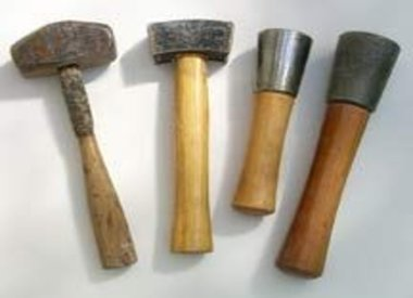Hammers and Mallets