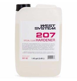 West System 207SC Special Clear Hardener 185.6oz