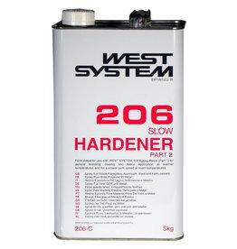 West System 206C Slow Hardener 121oz Special Order