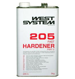 West System 205C Fast Hardener 121oz Special Order
