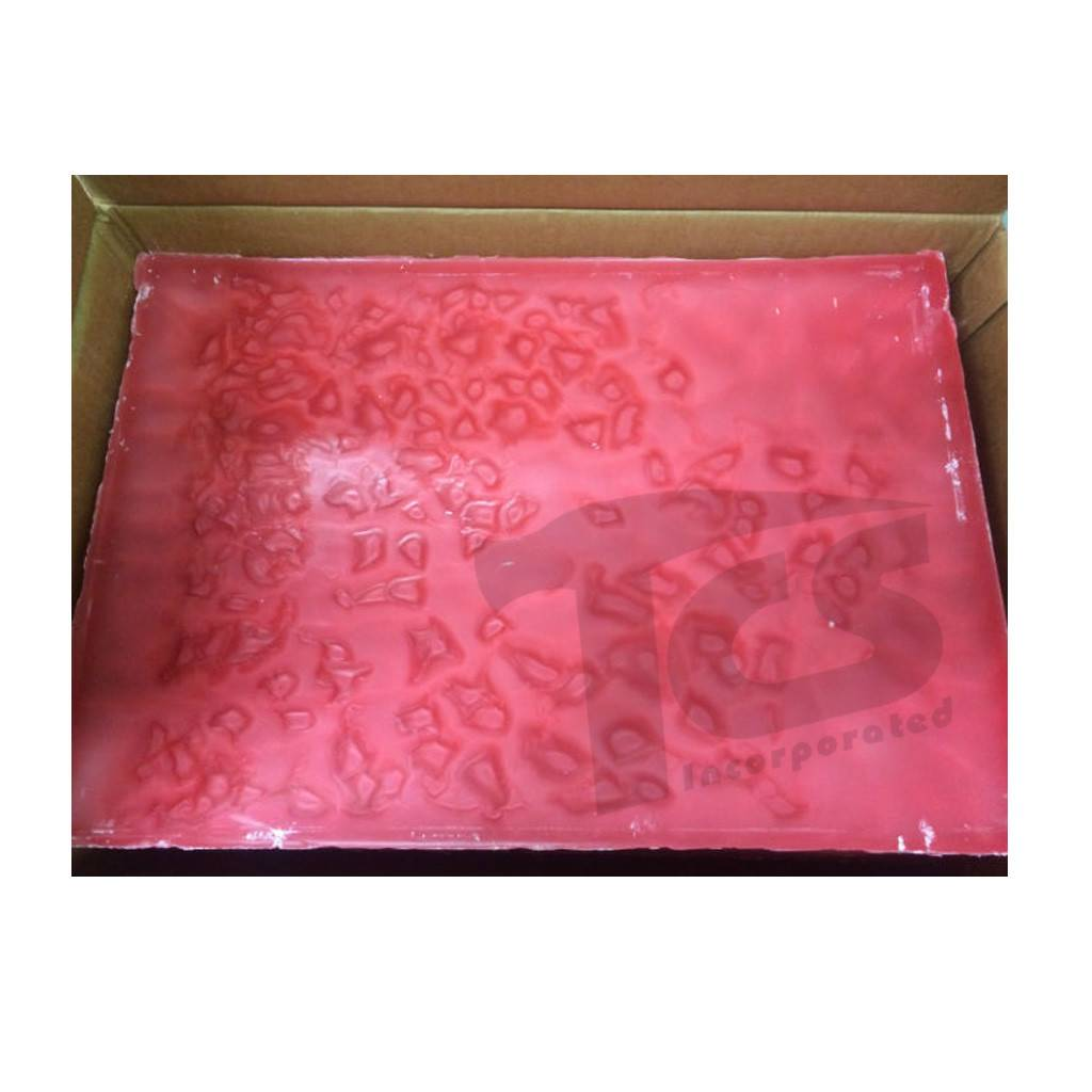 Paramelt Light Red Casting Wax (1364B) 68lb Case