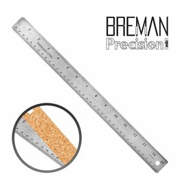 12 Inch Stainless Steel Metal Ruler