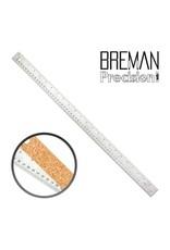 24 Inch Stainless Steel Metal Ruler