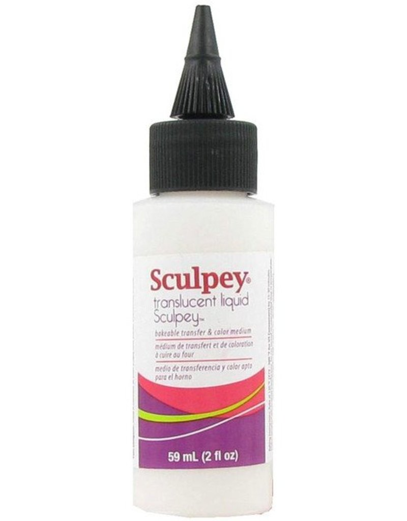 Polyform Translucent Liquid Sculpey 2oz