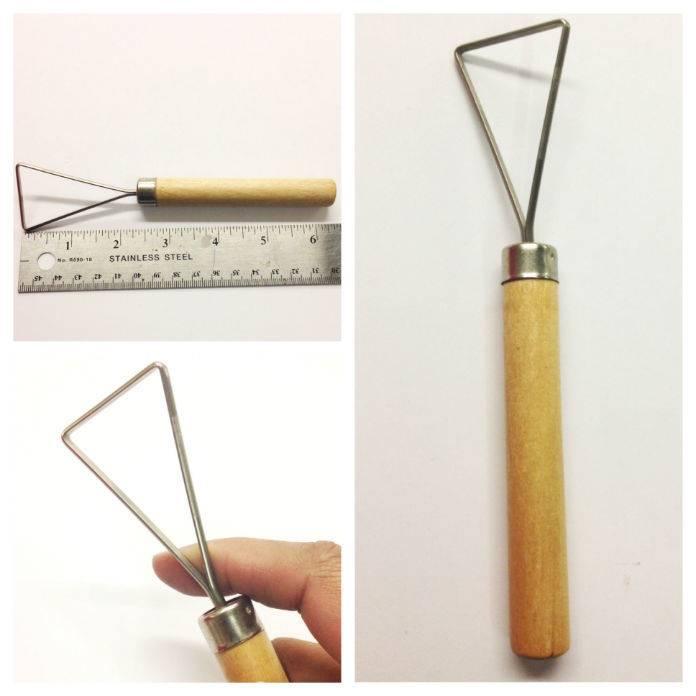 Clay Loop Tool #4