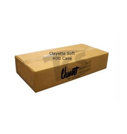 Chavant Clayette Cream Soft 40lb Case (2lb Blocks)