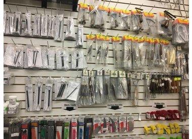 Clay Loop & Ribbon Tools